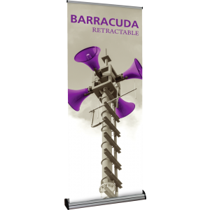 Barracuda 850 Retractable Banner Stand