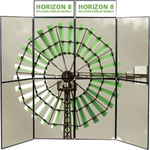 Horizon Folding Panel Display - Main Panel