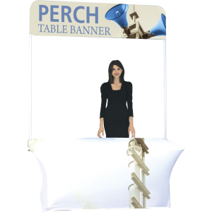 Perch 6ft Table Pole Banner