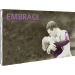 Embrace 12.25ft Full Height Push-Fit Tension Fabric Display