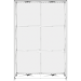 Embrace 5ft Backlit Full Height Push-Fit Tension Fabric Display